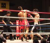 キックボクシング試合9