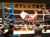 キックボクシング試合1