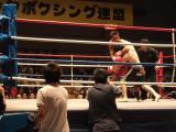 キックボクシング試合3