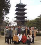 国分寺五重塔
