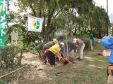 イベント記念植樹