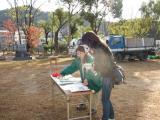 もりメイト倶楽部Hiroshima植樹の準備