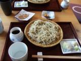 因島の手打蕎麦「はな」へ