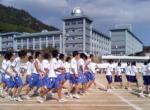 因島高校体育祭