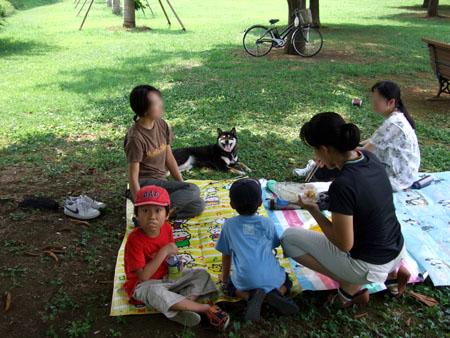 ぼくの夏休み(2008/8/15)