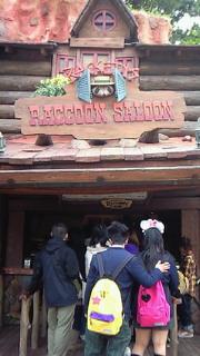 ディズニー 昼ご飯を買った場所