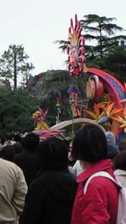 ディズニー パレード