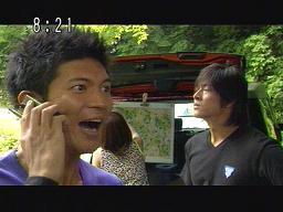 やたらと嬉しそうな戸田山