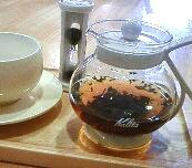 モモの紅茶