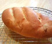 無花果とクリームチーズのパン1