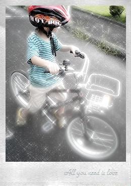 01 自転車