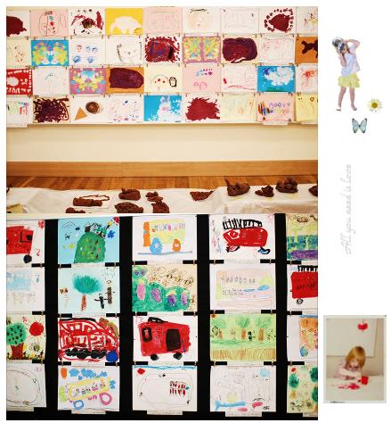 24 園児美術展