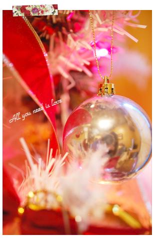 30 クリスマスツリー