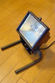 ハロゲン投光器500W