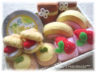 ichigoちゃんのお誕生日