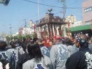 酒田祭り1