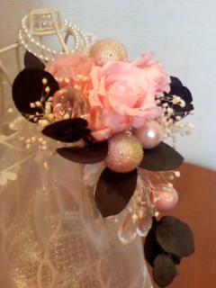 花嫁の幸せブーケ3