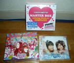 ボックスとラジオCD