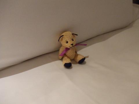 オリジナルの熊さん