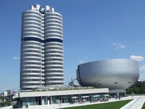 BMWの本社