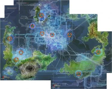 パルム地図