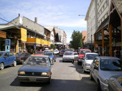 バリローチェの街並み