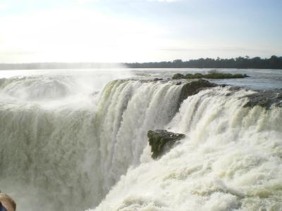 イグアスの滝(悪魔ののど笛)