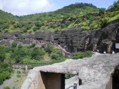 インド石窟追跡2
