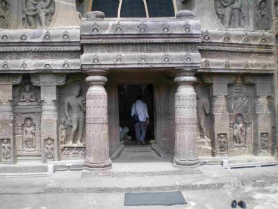 インド石窟追跡3