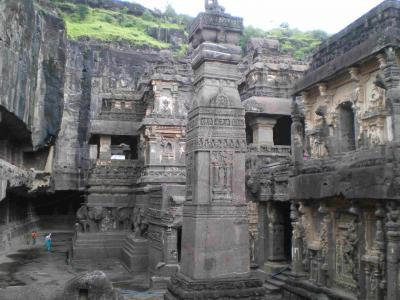 インド石窟追跡7