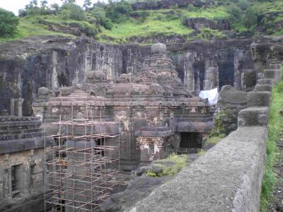 インド石窟追跡8