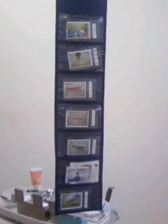 スケジュールカード