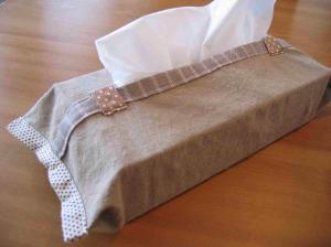 tissue case cover
