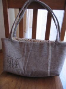 cross stitch bag 1-1