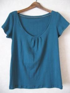 round neck Tshirt 1-1