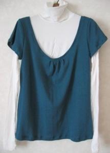 round neck Tshirt 1-2