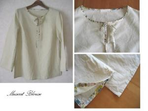 muscat blouse