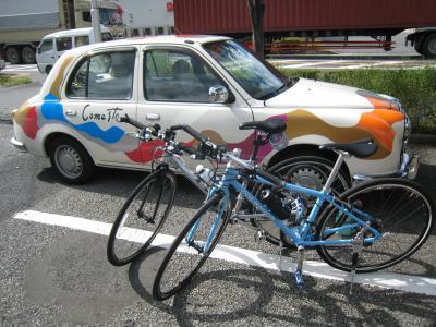 コメスタのいけてる車
