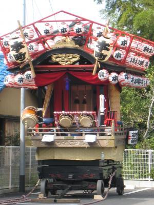 佐倉のお祭り3