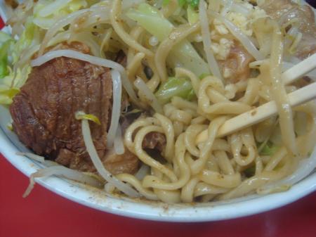 これが一之江の絶品麺です!
