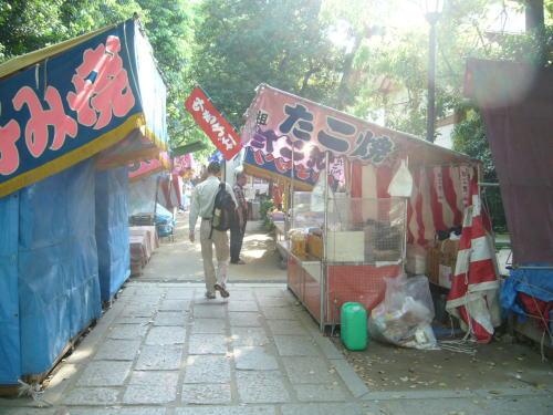 根津神社・つつじまつり5