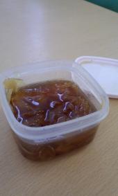 生姜ハチミツシロップ110720