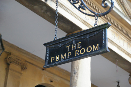 THE PUMP ROOM 1