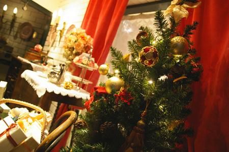 クリスマスのウインドウ2