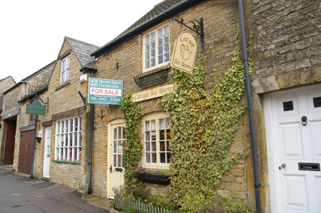 Tea Rooms in Cotswolds 1