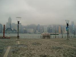 香港ベイエリア