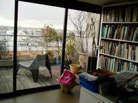 appartement et eiffel