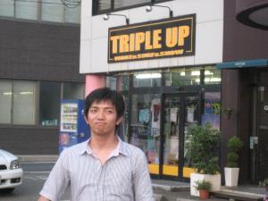 TRIPLE UP新潟店さま