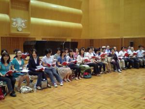 九響合唱団
