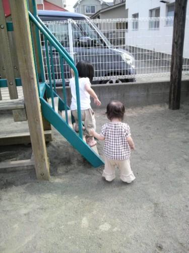 姪っ子②病院